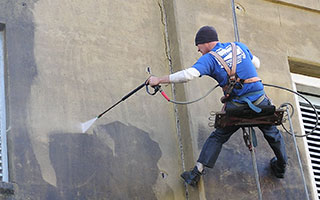 High Rise Pressure Washing Charleston 02