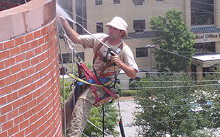 High Rise Pressure Washing Charleston 03
