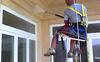 High Rise Pressure Washing Charleston 05
