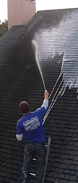 Residential Roof Cleaning Charleston SC