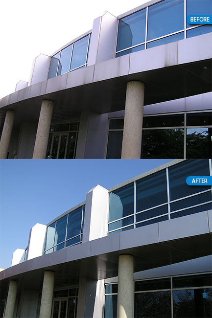 alucobond restoration charleston sc