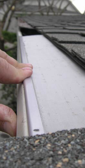 gutter glove protection system