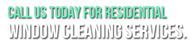 residential window cleaning charleston